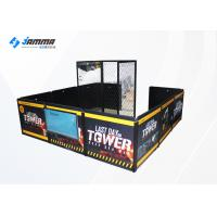 Two Player Equipment Virtual Reality Simulator VR Tower Machine With HTC Glasses