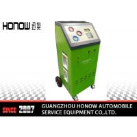China CE Refrigerant Recycling Machine, R134a Freon Air Conditioning Machine For Cars on sale
