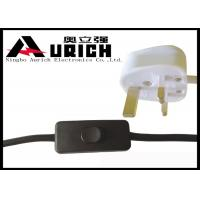 13A Britain Head Power Extension Cord Cable UK 3 Pin Plug For Lights Free Sample