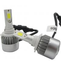 China Waterproof high power car led lights/ Auto light 8600lm 9005 led car headlight wholesale