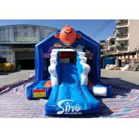 Buy cheap Bouncy Castle With Slide Combo Jumper For Inflatable Games from wholesalers