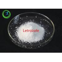 China Femara Anti Estrogen steroids Letrozole pharmaceutical grade 112809-51-5 on sale