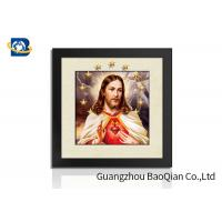 Buy cheap 3D/5D Effect Lenticular Flips Pictures With Frame 30x40 CM For Indoor Decoration from wholesalers