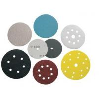 Buy cheap Round Sander Sheets Velcro Sanding Disc Pads product