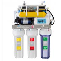 Buy cheap Allkaline Mineral Reverse Osmosis Water Filtration System 8 Stages For Home from wholesalers