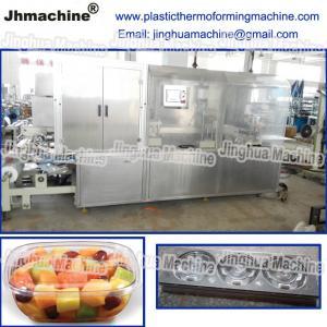 Machine automatique de Thermoforming de polypropylène dans la pleine couverture