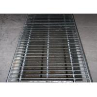 Buy cheap Heavy duty Galvanized Steel Grating Drain Cover Free Sample Customized product