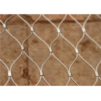 Buy cheap 1x7 1.2mm 4.0mm 304 316 316L Balustrade Wire Mesh from wholesalers
