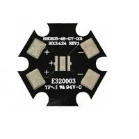 Buy cheap Black Soldermask Metal Core PCB for LED PCB Board Assembly TS16949 Certified product