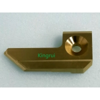 Buy cheap 0.01mm Tolerance Copper Brass H80 Brass H90 CNC Spare Parts product