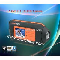 Buy cheap 1080P HD Camera Review/Car Videoccd Camera CT-S803 product