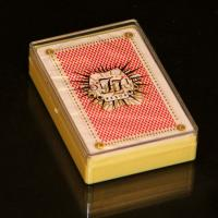 Buy cheap Million Gambling Props Plastic Poker Size Playing Cards / Poker Accessories product