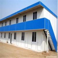 Buy cheap Prefabricated House Made up with Light Steel Structure&Sandwic light steel structure house product