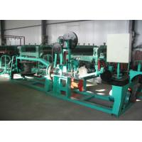Buy cheap Fully Automatic Barbed Wire Machine Reverse Twisted Galvanized Wire For Highway product