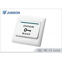 Buy cheap Plastic Electric Door Exit Button Room Access Control Emergency Push product