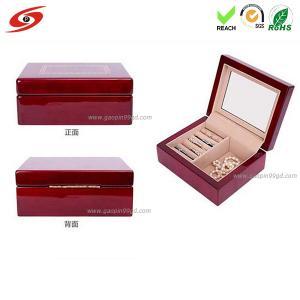 Buy cheap A caixa de madeira da joia/guarda-joias personaliza/projeto da guarda-joias/caixa de madeira/caixa de empacotamento da joia product