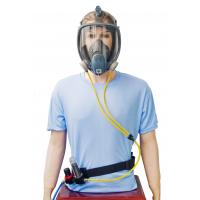 Buy cheap Customized Face Gas Mask For Spray Painting Adjustable Headband product