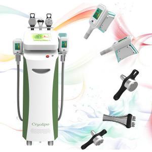China 2014 Newest spa use multifunctional Cryolipolysis Velashape, vacumm+RF+cavitation on sale