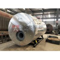 Buy cheap Stable 1500kg/H Gas Oil Steam Boiler 1.0 Mpa / 1.6MPa Rated Working Pressure product