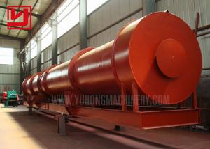 Buy cheap Rotary Drum Wood Chip 2.2*20 11TPH Wood Shavings Dryer product