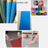 Buy cheap China factory 48mmx50m Strong Adhesion single Sided multi coloured cloth duct tape for industrial use product