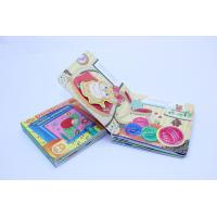 Buy cheap Professional Soft Cover Childrens Book Printing / Flip Card Book , Eco-Friendly product