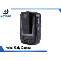 Buy cheap 8 Hours Infrared Body Camera Recorder , 16G Police Night Vision Body Camera product