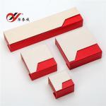 China Las diversas cajas de regalo de la joyería de la cartulina del estilo liberan el joyero hecho a mano del collar del diseño wholesale