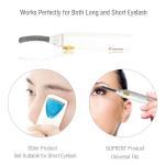 Buy cheap Электрической двойной нагретый стороной макияж Курлер ресницы отсутствие инструмента плетки глаза повреждения завивая product
