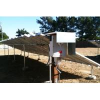 Quality Pole / Roof / Fixed solar panel mounting brackets , ground mounting systems for sale
