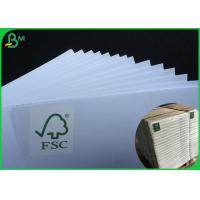 Buy cheap 70g 75g FSC Certificate Glossy Coated Paper In Making Excercise Book Or Notebook from wholesalers