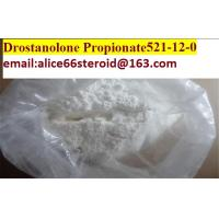 Buy cheap Drostanolone のプロピオン酸塩 product