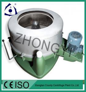 Buy cheap Máquina industrial do extrator de matéria têxtil de China hidro com certificado do Iso product