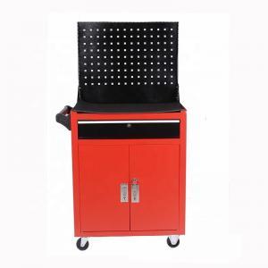 Buy cheap Back Board PP Wheel Heavy Duty 810mm Tool Trolley On Wheels product