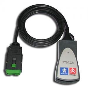Automobile Diagnostic tools Lexia-3 Citroen/Peugeot diagnostic tool