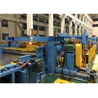 Buy cheap High Speed Cut To Length Line , Hydraulic Steel Coil Slitting Machine product