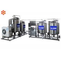 Buy cheap High Efficiency Milk Pasteurization Equipment Stainless Steel Material CE product