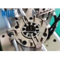 Buy cheap BLDC Motor Coil Winding Machine / Fan Stator Winding Machine Servo System product