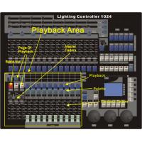Buy cheap King Kong 1024 DMX Computerized Light Controller 120 Dimmer For Stage Lighting from wholesalers