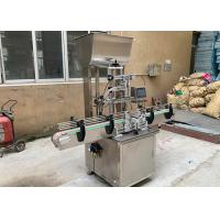 Buy cheap Pneumatic Paste Filling Machine High Efficiency Air Pressure 0.5-0.7MPa product