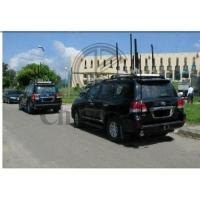Buy cheap Shockproof Wideband GPS signal jammer , Vehicle RF Jamming System For Military Camp product
