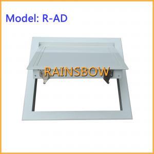 Porta de acesso de alumínio, ventilação, respiradouro de alumínio do registro de ar do difusor do ar