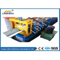 Buy cheap Factory Directly Sell Round and Rectangular Steel Downspout Roll Forming Machine 2018 new design CNC Control product