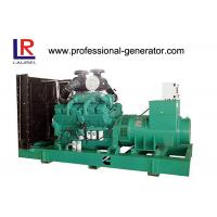 Buy cheap 1000kVA 800kw Diesel Cummins Power Generator With Multiple Paralleling Turbo Charged product