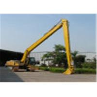 Customized Size Long Reach Excavator Booms With Machanized Processing