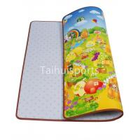 Buy cheap Kids Cushioned Playmat Soundproofing / Cushioned Baby Play Mat Non Toxic product