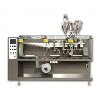Buy cheap Automatic Pouch Packing Machine , Pouch Sealing And Filling Machine EM130M product