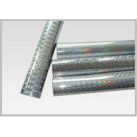 Buy cheap Fine Luster Holographic Lamination Film With Superior Bonding Strength product