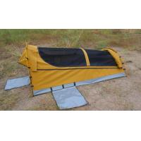 Buy cheap 4WD Roof Top Tent Accessories Canvas camping Swag Tent product