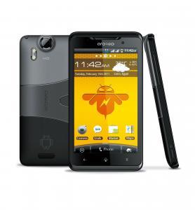 Buy cheap 4,3 avancent les Smartphones petit à petit capacitifs de pleine de contact batterie de l'étoile X15i MT6573 3G Dual Sim 1800mAh product